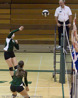 7968 Varsity Volleyball v Chimacum 091911
