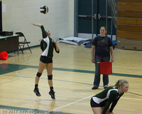 7980 Varsity Volleyball v Chimacum 091911