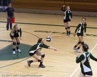 7993 Varsity Volleyball v Chimacum 091911
