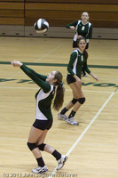 7997 Varsity Volleyball v Chimacum 091911