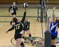 8001 Varsity Volleyball v Chimacum 091911