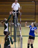 8009 Varsity Volleyball v Chimacum 091911
