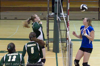 8011 Varsity Volleyball v Chimacum 091911
