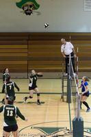 8024 Varsity Volleyball v Chimacum 091911