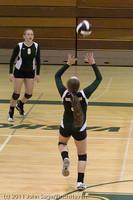 8027 Varsity Volleyball v Chimacum 091911