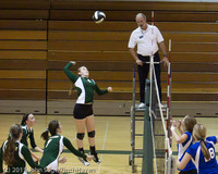 8031 Varsity Volleyball v Chimacum 091911