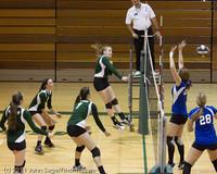 8033 Varsity Volleyball v Chimacum 091911