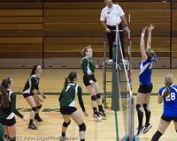 8034 Varsity Volleyball v Chimacum 091911