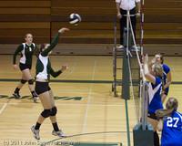 8053 Varsity Volleyball v Chimacum 091911