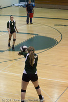 8087 Varsity Volleyball v Chimacum 091911