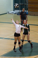 8092 Varsity Volleyball v Chimacum 091911
