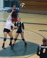 8093 Varsity Volleyball v Chimacum 091911