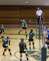 8120 Varsity Volleyball v Chimacum 091911