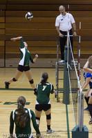 8121 Varsity Volleyball v Chimacum 091911