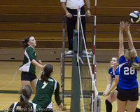 8123 Varsity Volleyball v Chimacum 091911