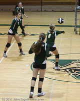 8131 Varsity Volleyball v Chimacum 091911