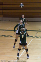 8144 Varsity Volleyball v Chimacum 091911