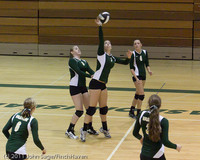 8149 Varsity Volleyball v Chimacum 091911