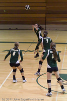 8170 Varsity Volleyball v Chimacum 091911