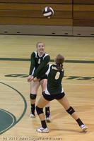 8173 Varsity Volleyball v Chimacum 091911