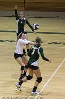 8180 Varsity Volleyball v Chimacum 091911