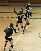 8187 Varsity Volleyball v Chimacum 091911