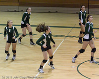 8190 Varsity Volleyball v Chimacum 091911