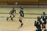 8194 Varsity Volleyball v Chimacum 091911