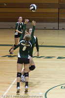 8197 Varsity Volleyball v Chimacum 091911