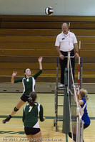 8200 Varsity Volleyball v Chimacum 091911