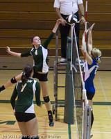 8202 Varsity Volleyball v Chimacum 091911