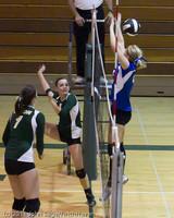 8204 Varsity Volleyball v Chimacum 091911