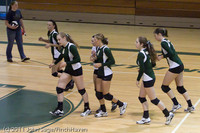 8207 Varsity Volleyball v Chimacum 091911