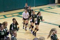 8214 Varsity Volleyball v Chimacum 091911