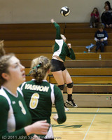 4220 Vashon v Lynden-Chr Volleyball Tri-Dist 110311