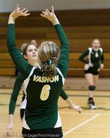 4277 Vashon v Lynden-Chr Volleyball Tri-Dist 110311