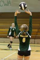 4287 Vashon v Lynden-Chr Volleyball Tri-Dist 110311