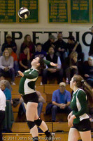 4363 Vashon v Lynden-Chr Volleyball Tri-Dist 110311