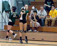 4428 Vashon v Lynden-Chr Volleyball Tri-Dist 110311