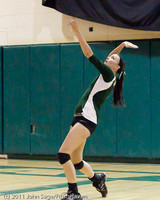 4645 Vashon v Lynden-Chr Volleyball Tri-Dist 110311