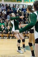 4756 Vashon v Lynden-Chr Volleyball Tri-Dist 110311