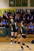 4973 Vashon v Lynden-Chr Volleyball Tri-Dist 110311