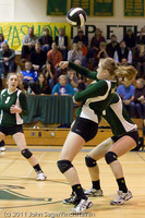 5027 Vashon v Lynden-Chr Volleyball Tri-Dist 110311