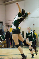 5057 Vashon v Lynden-Chr Volleyball Tri-Dist 110311
