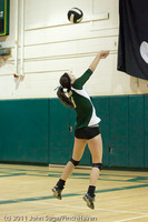 5069 Vashon v Lynden-Chr Volleyball Tri-Dist 110311