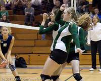 5081 Vashon v Lynden-Chr Volleyball Tri-Dist 110311