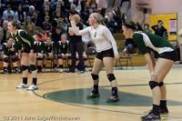 5150 Vashon v Lynden-Chr Volleyball Tri-Dist 110311