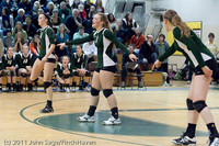 5368 Vashon v Lynden-Chr Volleyball Tri-Dist 110311