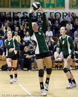 5377 Vashon v Lynden-Chr Volleyball Tri-Dist 110311