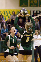 5482 Vashon v Lynden-Chr Volleyball Tri-Dist 110311